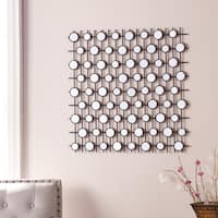 Clay Alder Home Liberty Geometric Mirrored Wall Sculpture