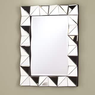 Strick & Bolton Nikola Decorative Mirror - Black - A/N