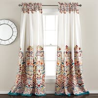 The Curated Nomad Presidio Room Darkening Window Curtain Panel Pair