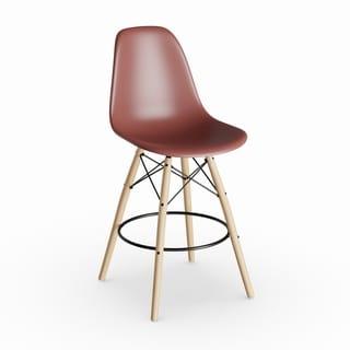 Link to Carson Carrington Leirvik 26-inch Retro Counter-height Bar Stool - N/A Similar Items in Dining Room & Bar Furniture