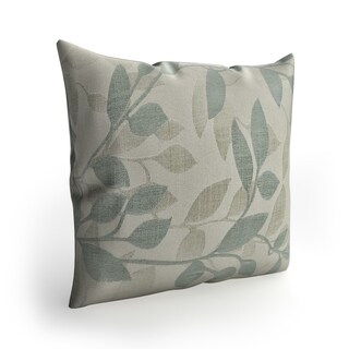The Grey Barn Windy Oaks 22-inch Leaves Pillow Cover