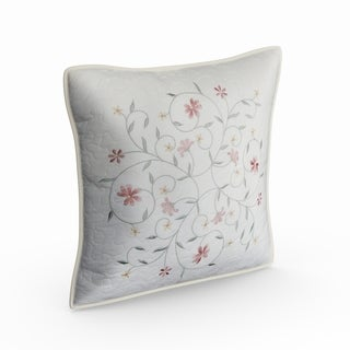 The Gray Barn Mossfield Square Decorative Throw Pillow