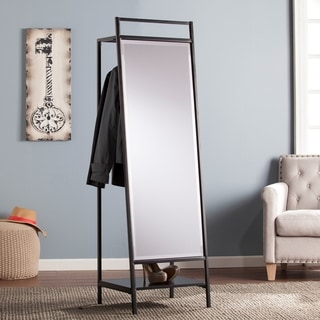Strick & Bolton Mei Hidden Coat Rack and Mirror