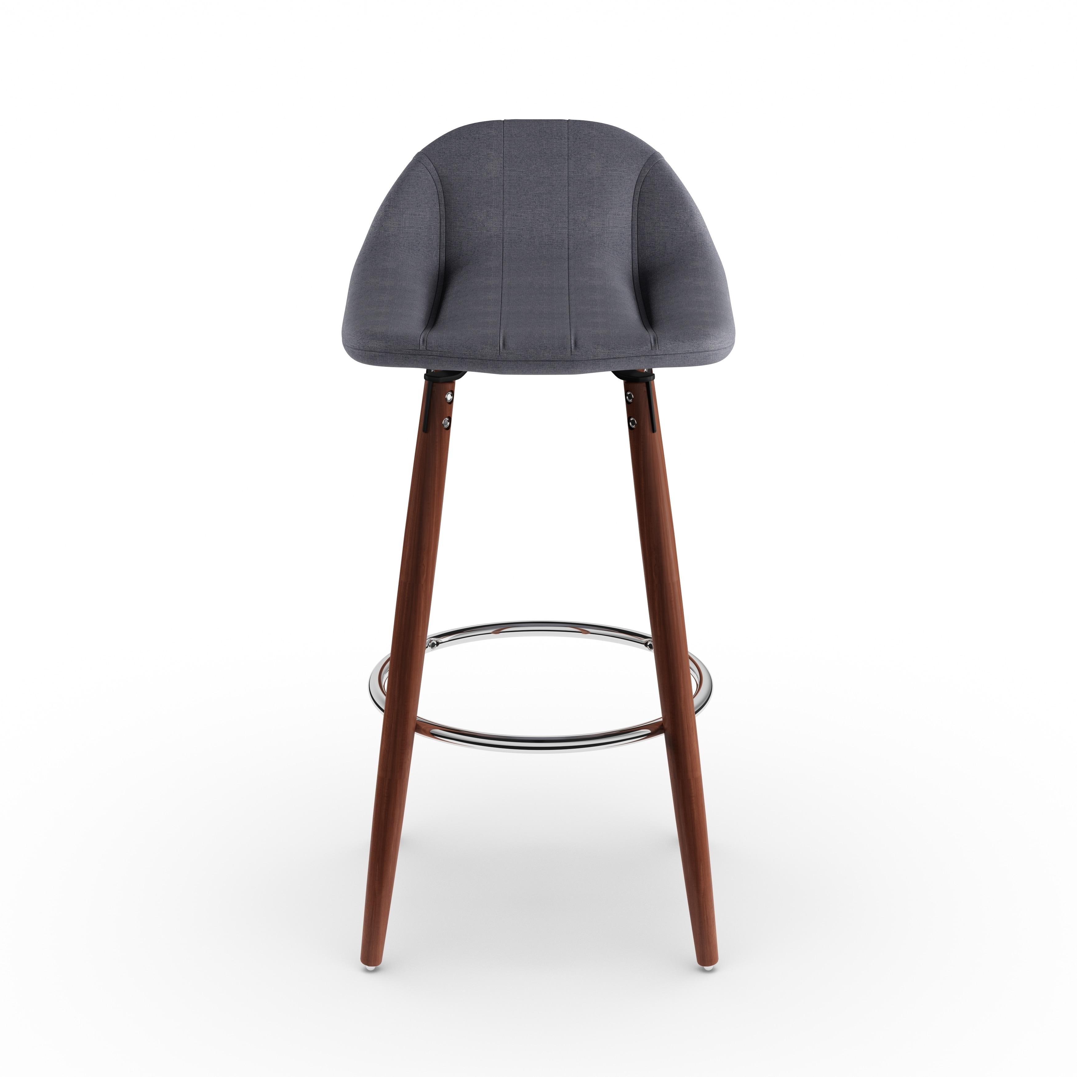 Outstanding Carson Carrington Hauganes 26 Inch Counter Stool Set Of 2 Evergreenethics Interior Chair Design Evergreenethicsorg