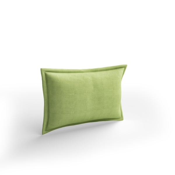 Porch & Den Smallman Down or Poly Filled Throw Pillow