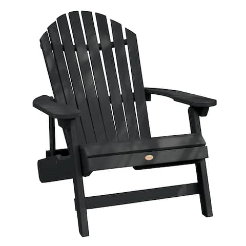 Mandalay Eco-friendly Synthetic Wood King-size Folding and Reclining Chair by Havenside Home