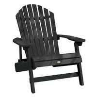 Oliver & James Jacques Eco-friendly Synthetic Wood King-size Folding and Reclining Chair