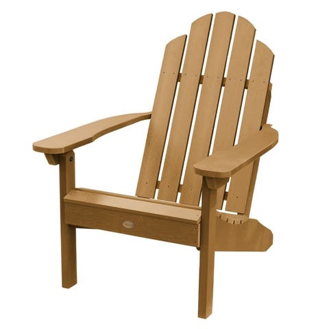 Mandalay Eco-friendly Synthetic Wood Classic Beach Chair by Havenside Home