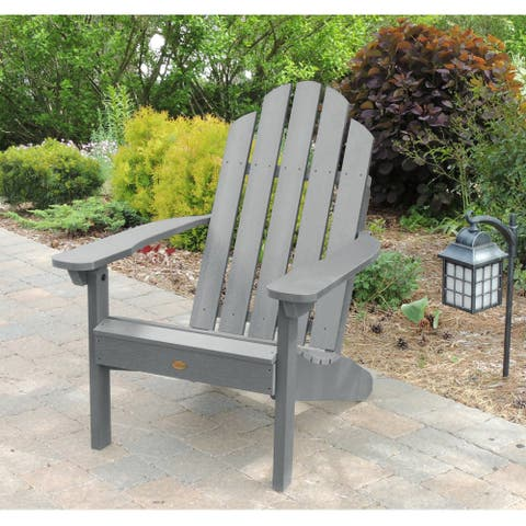 Mandalay Eco-friendly Faux Wood Beach Chair by Havenside Home