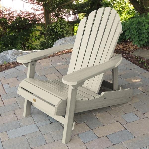 Hamilton Folding and Reclining Adirondack Chair & Shop Hamilton Folding and Reclining Adirondack Chair - Free Shipping ...