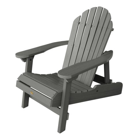 Oliver & James Jacques Eco-friendly Synthetic Wood Folding and Reclining Chair