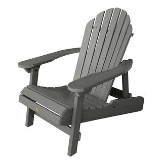 Oliver & James Jacques Eco-friendly Synthetic Wood Folding and Reclining Chair (More options available)