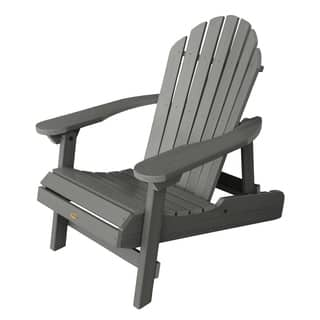 Havenside Home Mandalay Eco-friendly Synthetic Wood Folding and Reclining Chair