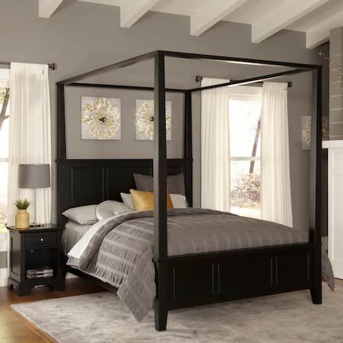 Buy King Size Canopy Bed Bedroom Sets Online at Overstock | Our Best ...