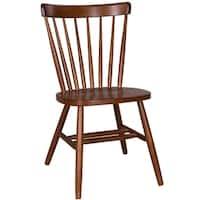 The Gray Barn Mendosa Tobacco Dining Chair (Set of 2)