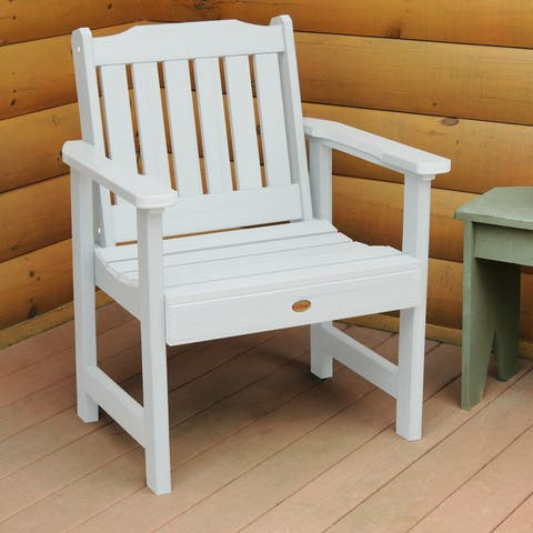 Havenside Home Mandalay Eco-friendly Marine-grade Synthetic Wood Garden Chair