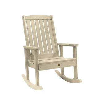 Oliver & James Jacques Eco-friendly Synthetic Wood Rocking Chair