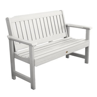 Buy Off White Plastic Outdoor Benches Online At Overstock Com Our
