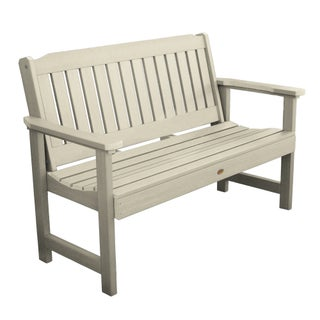Oliver & James Jacques 5-foot Eco-friendly Synthetic Wood Garden Bench