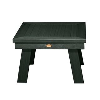 Havenside Home Mandalay Eco-friendly Marine-grade Synthetic Wood Side Table