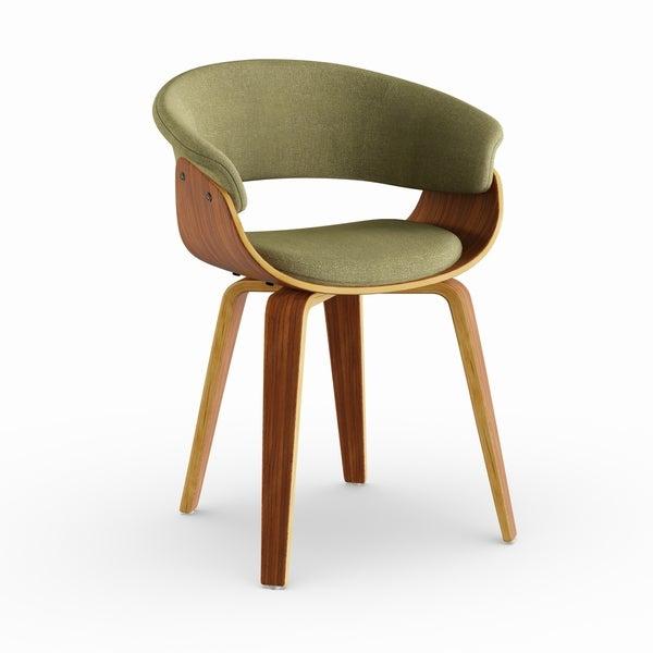 Carson Carrington Sauda Mid-century Modern Chair. Opens flyout.