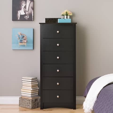Prepac Sonoma 6-Drawer Chest
