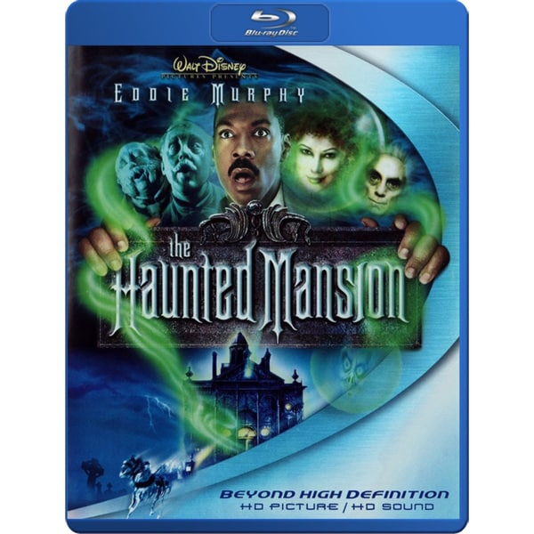 Haunted Mansion (Blu-ray Disc)