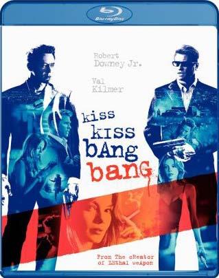 Kiss Kiss Bang Bang (Blu-ray Disc)