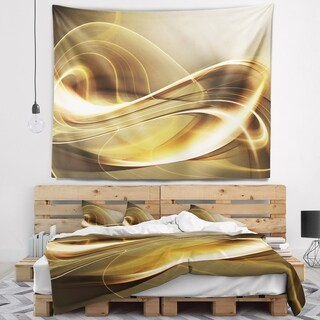 Designart 'Elegant Modern Sofa' Abstract Wall Tapestry