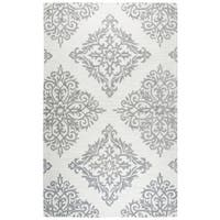 "Rizzy Home Opulent Hand-Tufted 2'6"" x 8' Runner Rug, Natural"