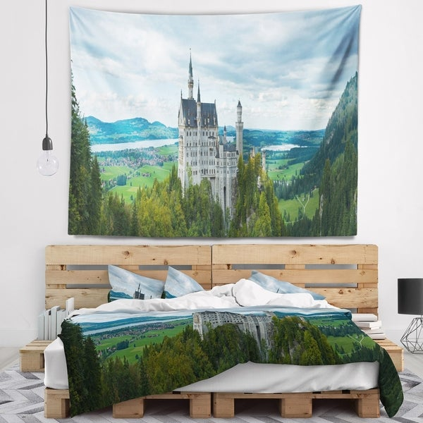 Designart 'discontinued Product' Photography Wall Tapestry
