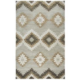 Rizzy Home Leone Hand Tufted 2 6 X 10 Runner Rug