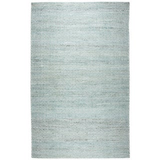 """Rizzy Home Ellington Hand-Woven 2'6"""" x 8' Runner Rug, Natural"""