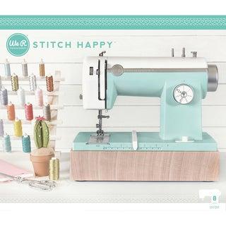 We R Stitch Happy Multi Media Sewing Machine EU Adaptor