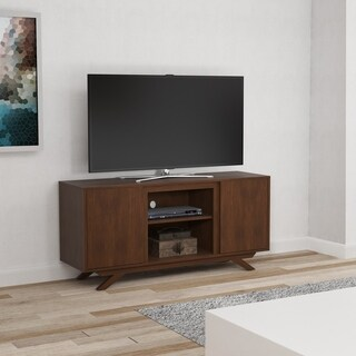 "Dalewood TV Stand for TVs up to 55"", Cherry"