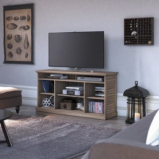 "Bardstown TV Stand for TVs up to 60"", Minden Oak - 54 inches in width"