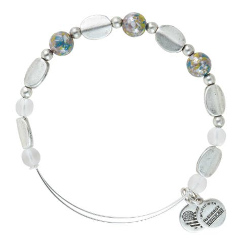 Alex and Ani Cosmo Bangle - Silver