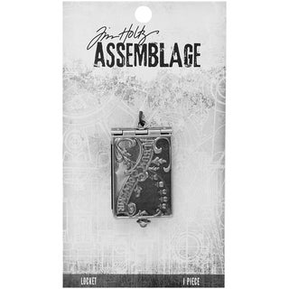 Tim Holtz Assemblage Locket