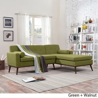 Buy Green, Chaise Sectional Sofas Online at Overstock | Our ...