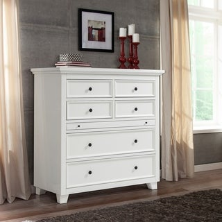 Bermuda Dunes 6 Drawer Chest with Jewelry Tray