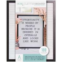 "DCWV Framed Letterboard 16""X20"""