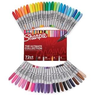 Sharpie Ultimate Pack Markers 72/Pkg