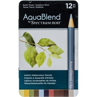 Spectrum Noir AquaBlend Pencils 12pcs