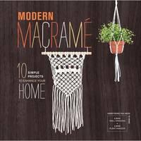 Modern Macrame Book & Kit