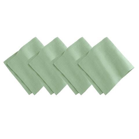 Villeroy & Boch La Classica Luxury Linen Fabric Napkin Set of 4