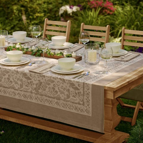 Villeroy and Boch Milano Cotton Tablecloth