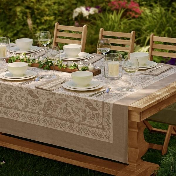 Villeroy and Boch Milano Cotton Tablecloth