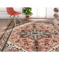 "Well Woven Traditional Medallion Area Rug - 7'10"" x 10'6"""