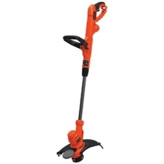 Black+Decker Electric Powered Straight Shaft Corded String Trimmer 14 in.
