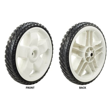 Toro Plastic Replacement Wheel 11 in. Dia.